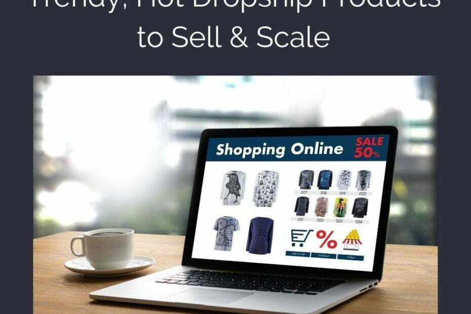 8 Free Strategies to Find Trendy Hot Dropship Products to Sell Scale