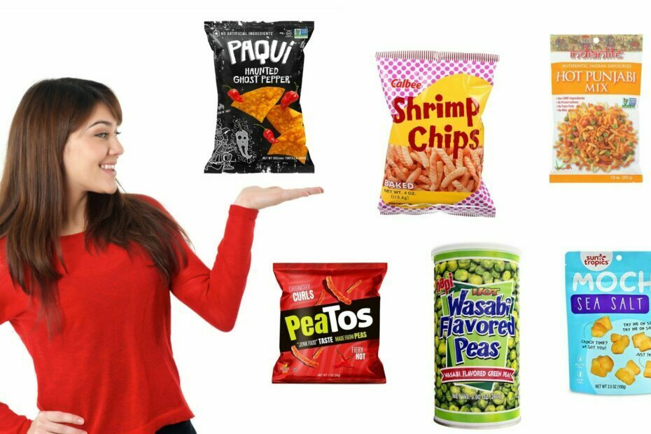 Wholesale Exotic Snacks