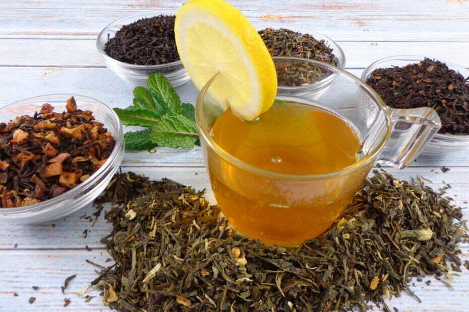 Wholesale tea suppliers