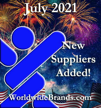 Wholesalers and Dropshippers Added in July 2021 Dropshipping Blog