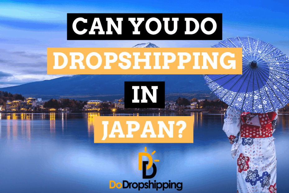 fb can you do dropshipping in japan